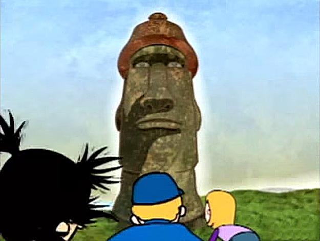 Moai Culture Popular Culture